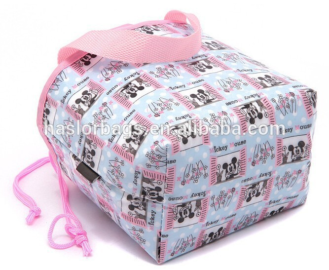 Round breast milk cooler bags wholesale