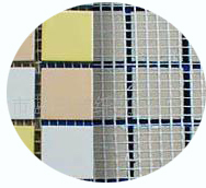 good quality fiberglass mesh anping steel wire mesh for paving mosaic