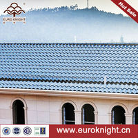 s type waterproof kerala ceramic corrugated roof tile for roofing construction on promotion