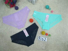 new design comfortable sexy girls sexy lace panty