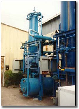 Transformer Vogt máquinas de hielo