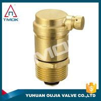 Brass Float Valve Shut Off Valve Dn20em Air Vent Valve