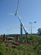 5KW Pitch Controlled Wind Turbine