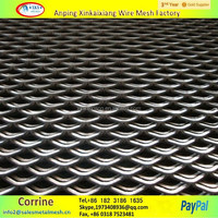 best price 304 Stainless Steel Expanded Metal Mesh