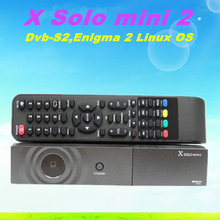 Satellite decoder X Solo Mini 2 Enigma 2 Linux OS X Solo2 mini DVB-S2,iPTV streaming,You Tube X Solo mini2