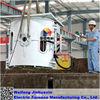 aluminium melting furnace large capacity for sale in 2015