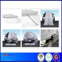 4.8mx150m automotive paint Masking Plastic Film