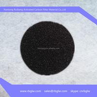 Filter material carbon fiber fabric activated carbon fiber cloth