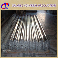 Galvanized Zinc Metal Iron Corrugated Roofing Metal Sheets
