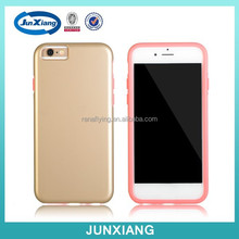 Alibaba wholesale Color housing pc case for IPhone 6 with tpu bumper