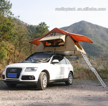 Wholesale 4x4 truck OEM 2-4 person Waterproof big tents for sun for Sale Camping Car Roof Tent