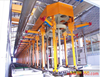 Full Automatic Annular Vertical Elevating Plating Production Line.Electroplating Machines .