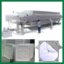 Low Consumption belt filter press in solid-liquid seperation for sale