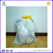 free sampl biodegrable drawstring garbage recyclable accept custom order factory direct sales dirty laundey plastic tote bag