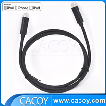 USB 3.1 Type-C Male to Type-C Male Connector Data Cable - Up to Double the Data Transfer Speed at a Max of 10Gbps