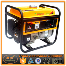Chinese 5kw Portable Three Phase Gasoline Generator Set With Best Price