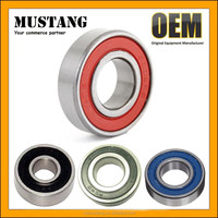 China Supplier High Precision Motorcycle Wheel Bearing,6002 Deep Groove Ball Bearing, Stainless Steel Ball Bering with Low Cost
