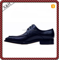 2015 New Italian Pointy Long Toe Design Genuine Leather Dress Shoes For Mens