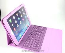 New Wireless Bluetooth Keyboard Case For IPad 5 , For IPad 5 Keyboard Case hottest tablet accessories