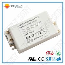 design LED Driver ZF120-1201250 AC DC 15W led driver 12v