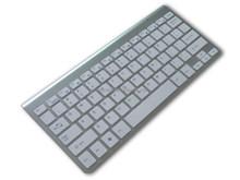 Ultra sottile 2.4g mini tastiera senza fili per mac