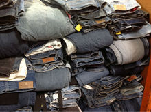 used jeans women and men