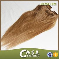 super line hair weave /fish wire hair extension /fish line hair extensions