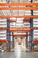 Suitable logistic automatic racking system with high quality