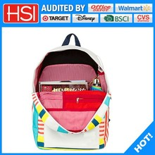 audited factory wholesale price plain inexpensive packsack