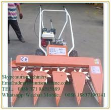 good quality mini rice and wheat Windrower, rice paddy cutting machine