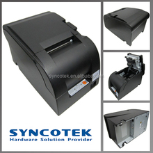 76 mm impact receipt printer with auto cutter SP-POS76III
