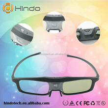 DLP Link 3D Glasses ,led projector,home projector glasses 3D shutter dlp glass