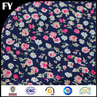 Custom high quality digital printed poly cotton fabric bed sheets