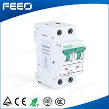 Photovoltaic DC MCB 2p 415V Circuit Breaker