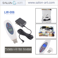 portable LCD Skin Scrubber face lifting machines