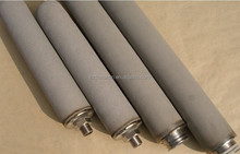 stainless steel inline filter cartridge for industrial liquid and gas filtration