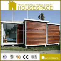 Sandwich Panel Solid Energy Effective Prefabricated Log Home House Plans