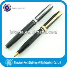 matt black ball pen