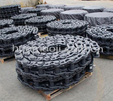 Track chain,Track chain for Excavator,Excavator Track link for PC200-6/7/8