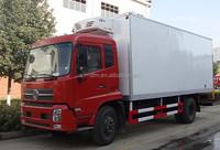 2015 Dongfeng refrigerator box truck/truck refrigerated transport