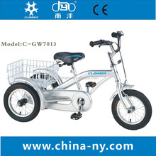 2015 hot sale three wheel Chilren single speed 20inch Tricycle GW7013-1s