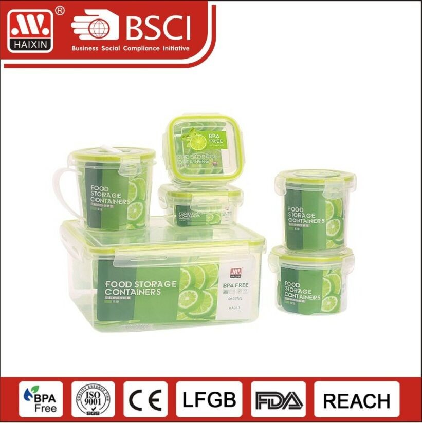 Good quality Chinese microwave disposable takeaway 3 compartment clear plastic food storage container with lid for wholesale