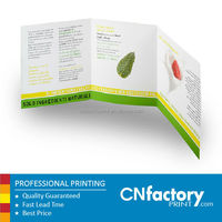 Print Brochure at very low cost overseas