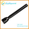 GWS-ME Factory OEM supply low price rechargeable long range bright powerful led waterproof hunting 10 watt flashlight