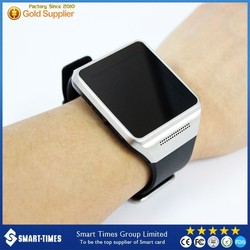 [Smart-times] 2015 Hotsale Bluetooth GV08 Smart Watch Phone with Sim Card