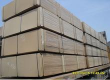 Wood Fibre Raw MDF Sheets Medium Density Fiberboard