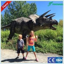 Amazing Amusement Park Dinosaur Triceratops for sale