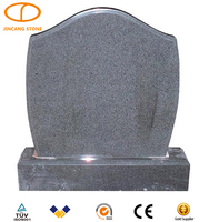 Classical top quality cheap upright headstone