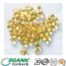 LISI supply Vitamin e oil softgels 500mg