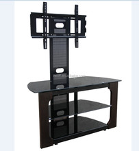 CREATIVE FURNITURE METAL &GLASS AND WOODEN TV TABLE ZWL-006